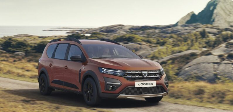 The Seven-Seater Dacia Jogger Is Here – Bask In Its Glorious Practicality