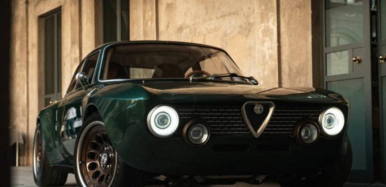 The Totem GT Super Is An Alfa Romeo Restomod With A 600bhp Giulia GTA V6