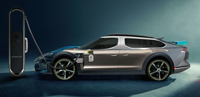 The perfect electric car revealed for World EV Day