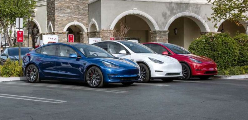 These Are The World's 10 Fastest-Selling EVs Right Now