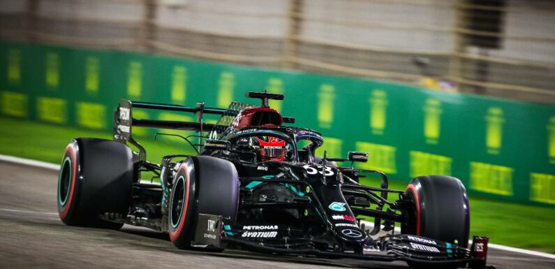 Toto Wolff welcomes serial 'winner' George Russell to Mercedes