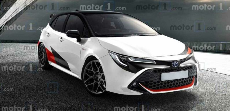 Toyota Corolla Getting GR, Hydrogen Versions In Late 2022: Report