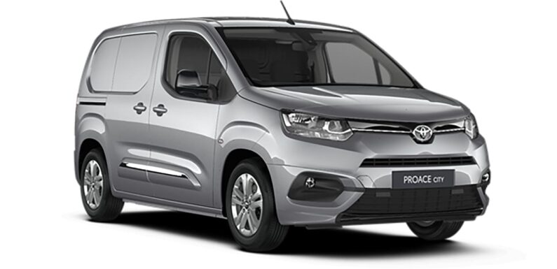 Toyota Proace City revised for 2022 with new trim-level and engine