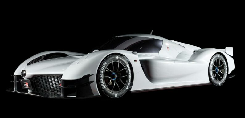 Toyota Still Hasn't Decided Whether It Will Sell The GR Super Sport Hypercar