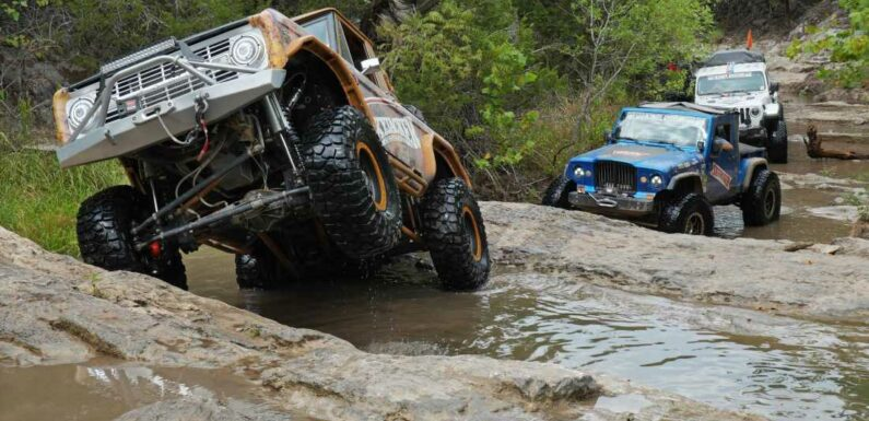 Ultimate Adventure 2021, Day 2: Cross Bar Ranch Off-Roading