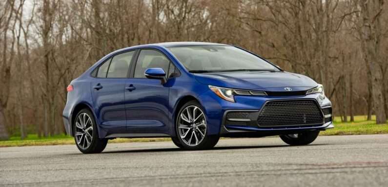 What's the Best 2022 Toyota Corolla Trim? Here's Our Guide