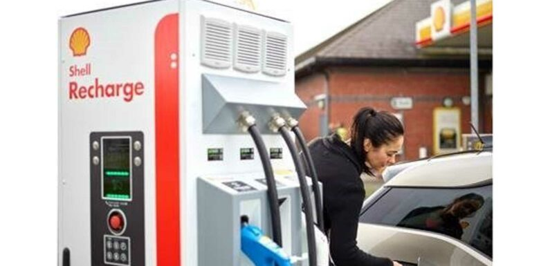 Will Shell Oil Become An Industry Leader In EV Charging?