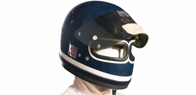 14 Cool Lots from the Gooding Auction of Random Motorsports Memorabilia