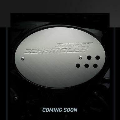 2021 Triumph Street Scrambler to launch soon