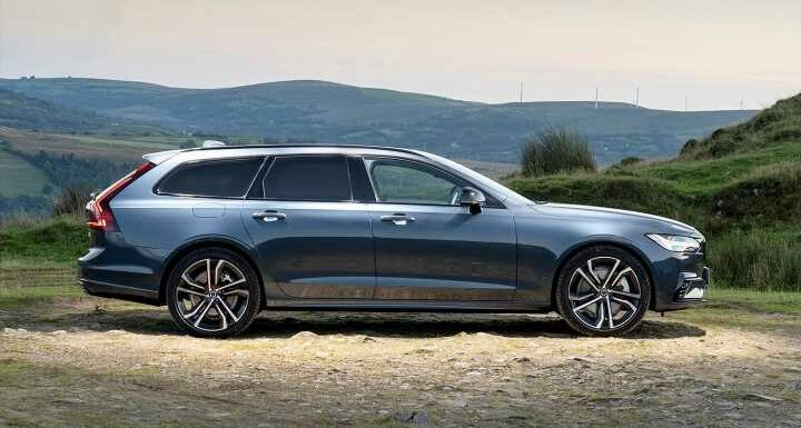 2021 Volvo V90 B6 | PH Review