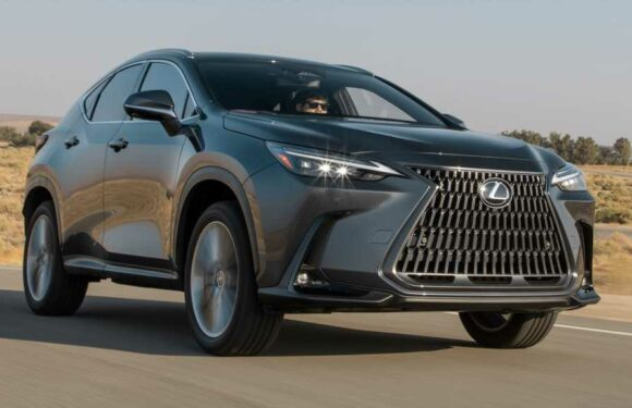 2022 Lexus NX350 First Test: Turbocharging Into the Compact Luxury SUV Segment