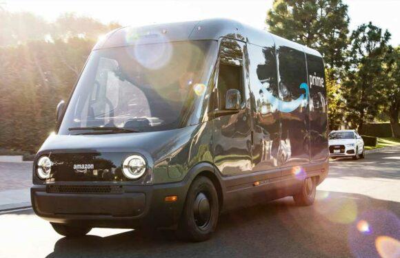 2022 Rivian Amazon Prime Van Model Names and Trims Revealed