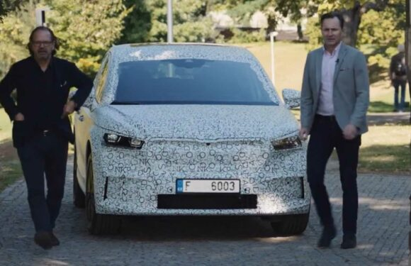 2022 Skoda Enyaq Coupe Teased By Company Boss And Head Of Design