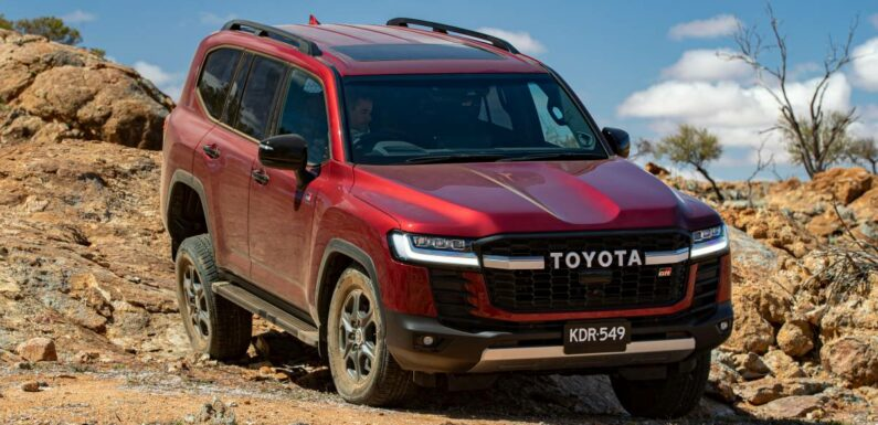 2022 Toyota Land Cruiser 300 launched in Australia – priced from RM274k