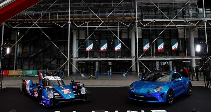 Alpine commits to Le Mans hypercars in 2024