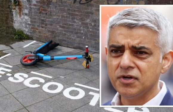 Campaigners call on Sadiq Khan and retailers to 'do their part' with e-scooter dangers