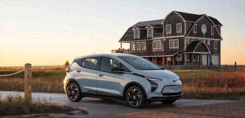 Chevrolet Bolt EV/EUV Production Halt Extended To October 29