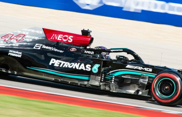 Christian Horner discusses Mercedes 'device' to increase W12's straight-line speed