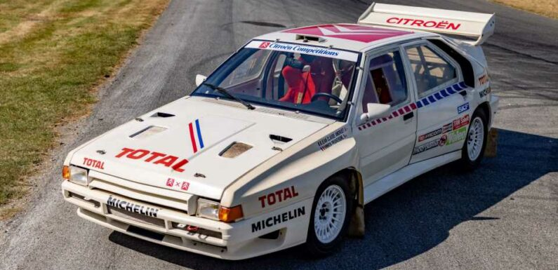 Citroen's Forgotten Group B Contender Could Now Be Yours