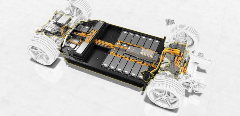 DOE: Battery Pack Costs Decreased 87% Since 2008