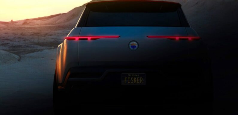 Exclusive: Fisker to develop two new electric cars in the UK