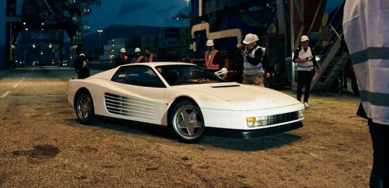 Ferrari Testarossa Restomod Looks Original But Can Go 201 MPH
