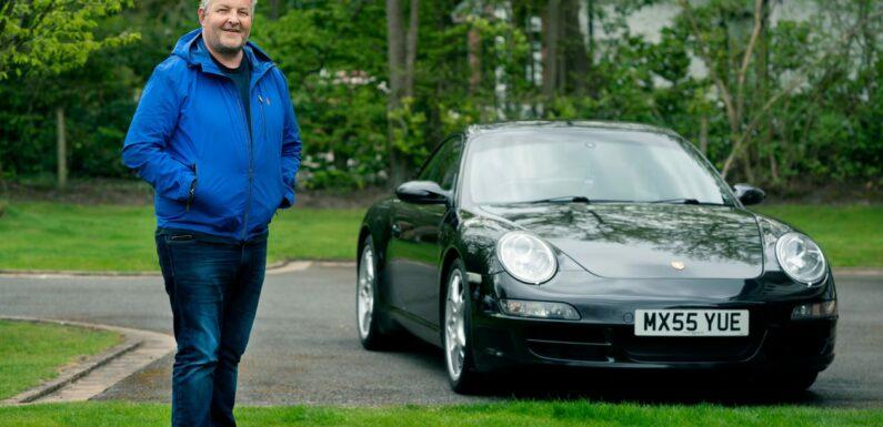 Friends reunited: buying back a Porsche 911