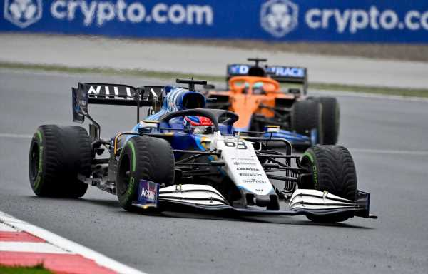 George Russell didn't do a 'great job', or a 'bad job' in the Turkish Grand Prix
