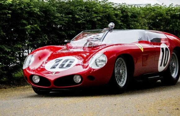 Greenwich Concours Is Back This Weekend