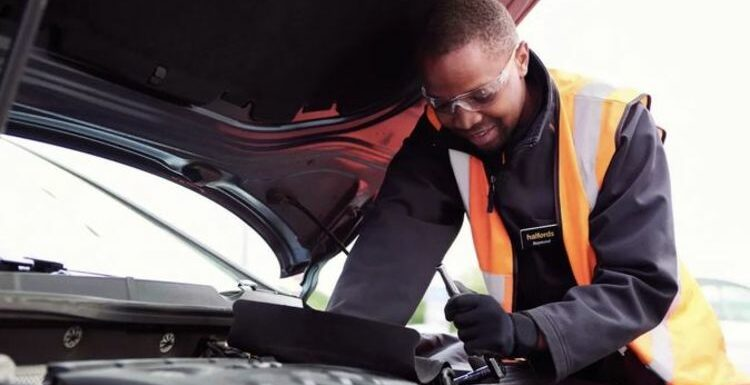 Halfords is offering free 10-point car health check ups – how to book