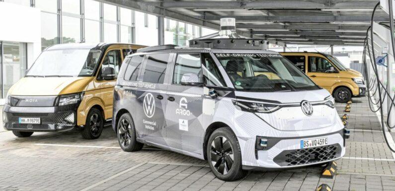 Here\u2019s How VW Wants Autonomy to Change City Life