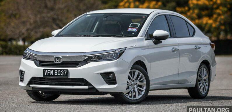 Honda Malaysia introduces new programmes – car loan protection in case of job loss, vaccination bonus – paultan.org