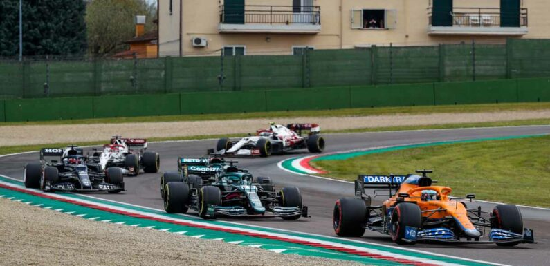 Imola want full-time calendar slot; could replace China in 2022