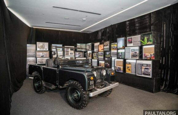 Land Rover Series I – nostalgia on show at L663 Defender Malaysian launch – paultan.org