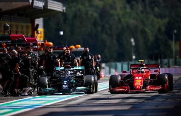 Lewis Hamilton to Ferrari move was a 'sliding doors' moment
