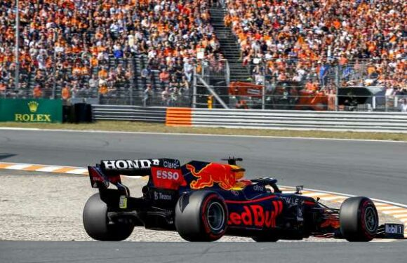 Max Verstappen explains why racing on oval circuits holds no appeal to him