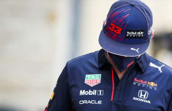 Max Verstappen is 'not concerned' about Mercedes' improved pace