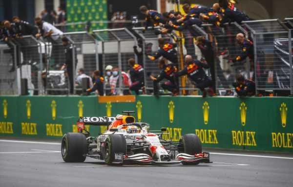Max Verstappen regains P1, but has concerns over Mercedes pace