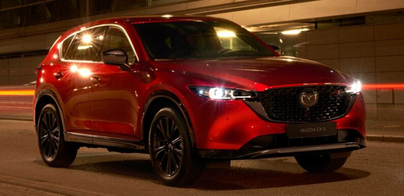 Mazda CX-50, CX-60, CX-70, CX-80, CX-90 coming in the next 2 years – RWD platform, inline-6, PHEV, MHEV – paultan.org