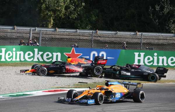 McLaren still feel being able to challenge Mercedes and Red Bull is 'track specific'