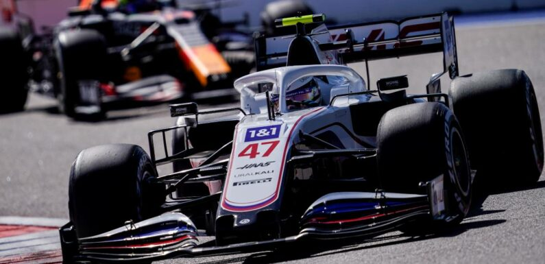 Mick Schumacher says Haas have 'high expectations' for 2022 Formula 1 season