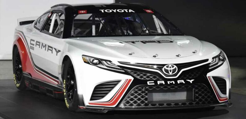 NASCAR Could Go Hybrid in 2024