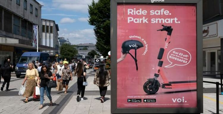 New e-scooters technology could ban dangerous riders and reduce accident risk