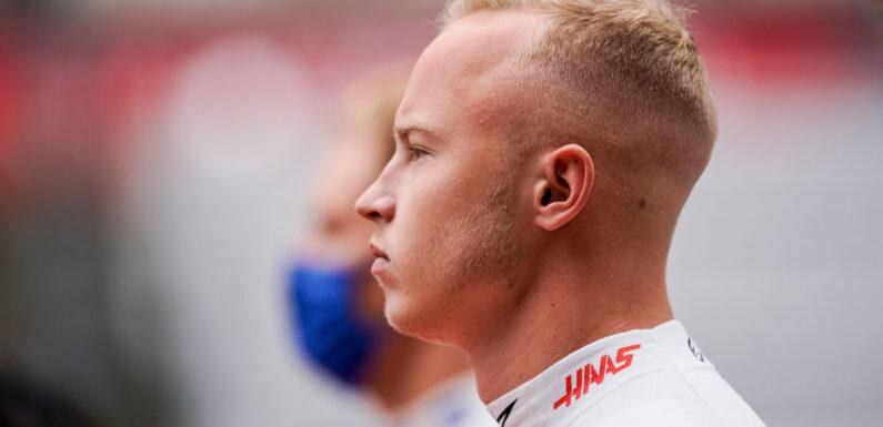 Nikita Mazepin: 'My life won't really start until after Formula 1'