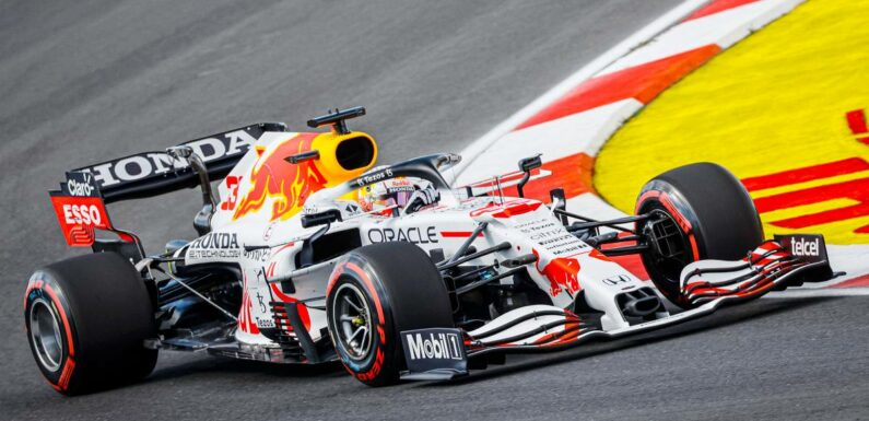 One-off Red Bull Honda livery added to F1 2021 game