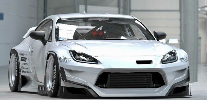 Pandem Rocket Bunny Does Inexplicable Things To New Toyota GR 86
