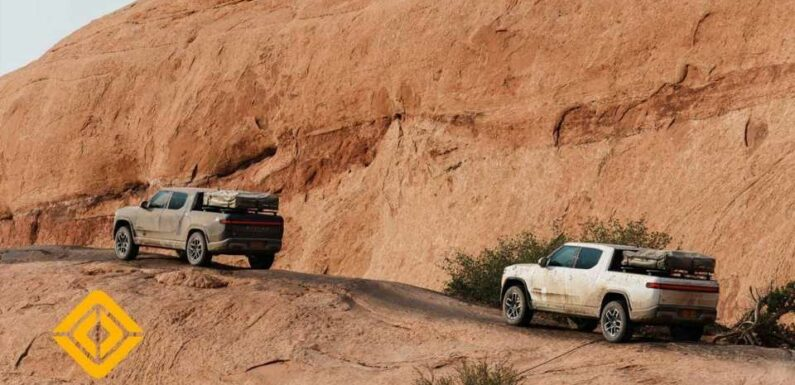 Rivian: Electrifying The TransAmerica Trail, Off-Road To The Max