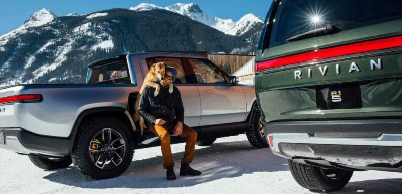 Rivian's IPO Filing Reveals Financial Losses and Preorder Numbers