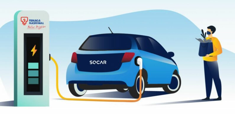 Socar plans 50 EV zones in Malaysia by end 2022; TNB partnership to prove EV ownership costs less than ICE – paultan.org