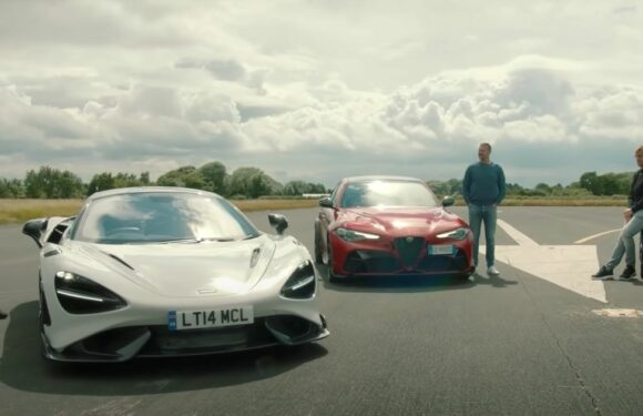 Take A Look At The Trailer For Top Gear Series 31